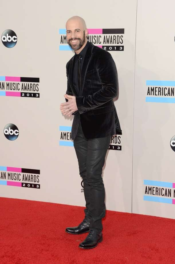 Singer Chris Daughtry attends the 2013 American Music Awards at Nokia Theatre L.A. Live on November 24, 2013 in Los Angeles, California.  (Photo by Jason Merritt/Getty Images) Photo: Jason Merritt, Getty Images