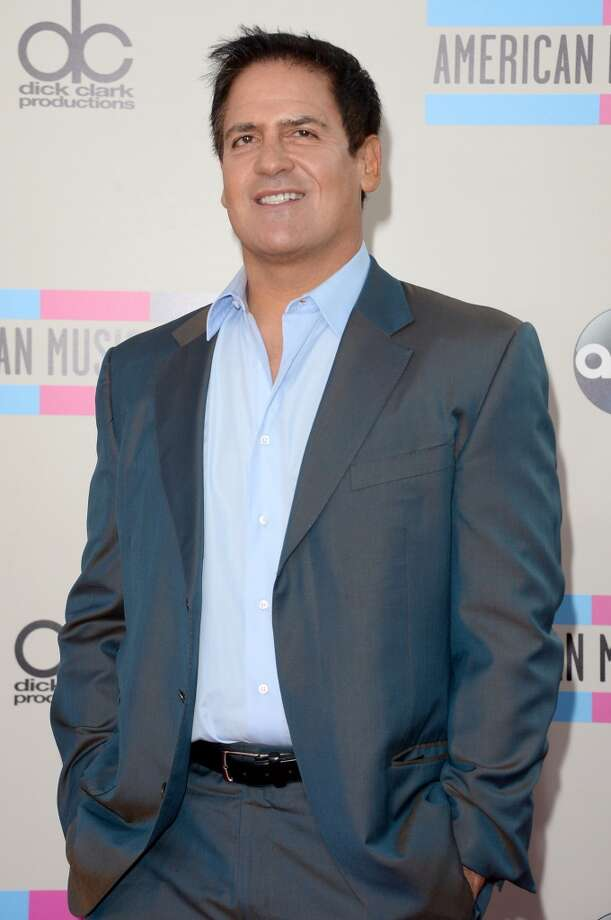 Businessman Mark Cuban attends the 2013 American Music Awards at Nokia Theatre L.A. Live on November 24, 2013 in Los Angeles, California.  (Photo by Jason Merritt/Getty Images) Photo: Jason Merritt, Getty Images