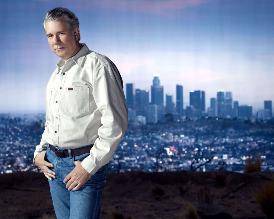 John Larroquette (pictured) stars as an ingenious cop-turned-attorney who only takes the toughest cases and possesses a unique ability to eliminate potential suspects through flashbacks that place him squarely in the scene of the crime in Murder Past Midnight, the latest installment of McBride, a Hallmark Channel Mystery Movie premiering Friday, February 4 (9/8c). Photo: James Sorensen/Hallmark Channel   2004 Crown Media United States, LLC / HALLMARK CHANNEL