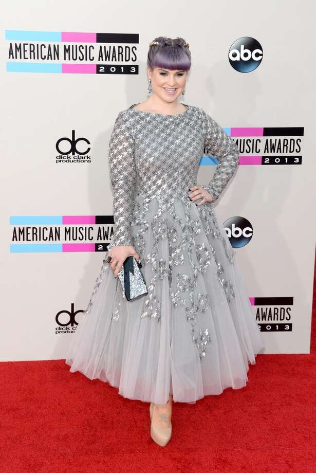 TV personality Kelly Osbourne attends the 2013 American Music Awards at Nokia Theatre L.A. Live on November 24, 2013 in Los Angeles, California.  (Photo by Jason Kempin/Getty Images) Photo: Jason Kempin, Getty Images