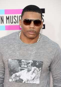 Rapper Nelly reps St. Louis, Missouri, but he was born in Austin. Photo: Jason Kempin, Getty Images