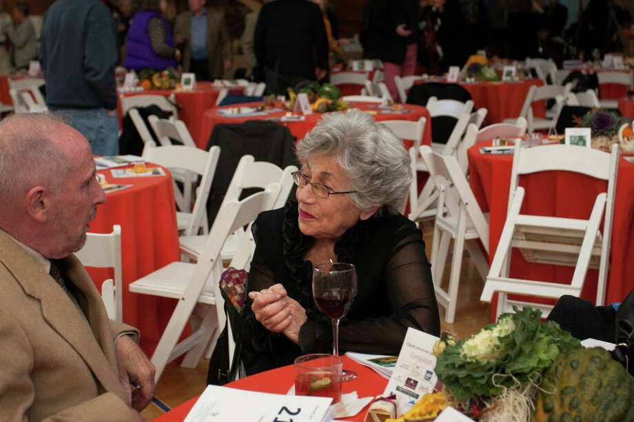 Were you SEEN at the Housatonic Valley Association Benefit Auction in Washington Depot, Conn., on Nov. 24, 2013? Photo: Stephanie Vogt / Hearst Connecticut Media Group