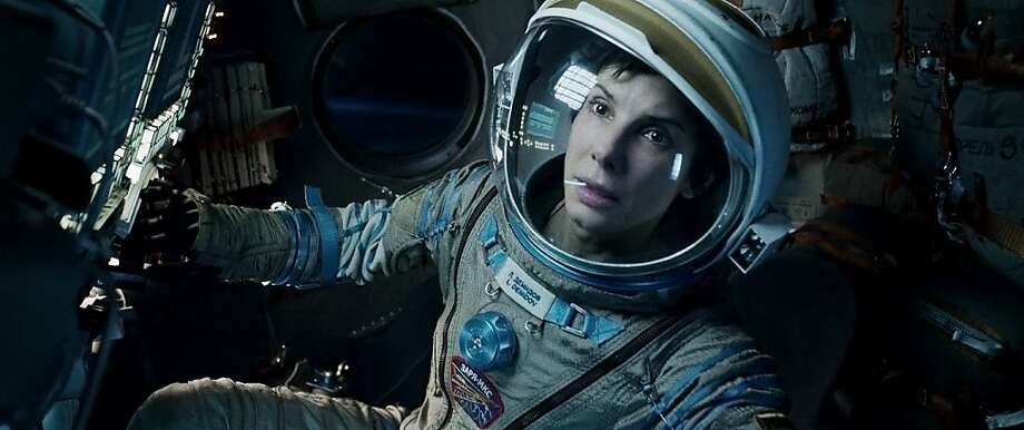 "Best Actress in a motion picture, dramaSandra Bullock in ""Gravity"" Photo: Uncredited, Associated Press"