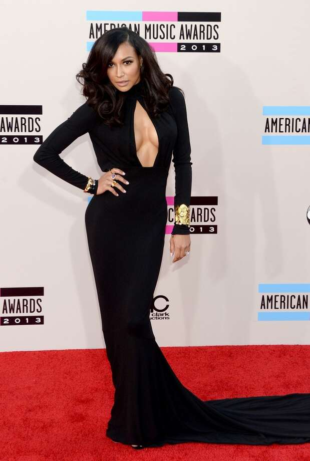 Actress Naya Rivera attends the 2013 American Music Awards at Nokia Theatre L.A. Live on November 24, 2013 in Los Angeles, California.  (Photo by Jason Kempin/Getty Images) Photo: Jason Kempin, Getty Images