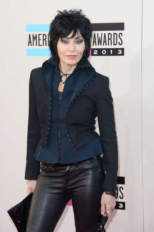 Musician Joan Jett attends the 2013 American Music Awards at Nokia Theatre L.A. Live on November 24, 2013 in Los Angeles, California.  (Photo by Jason Merritt/Getty Images) Photo: Jason Merritt, Getty Images