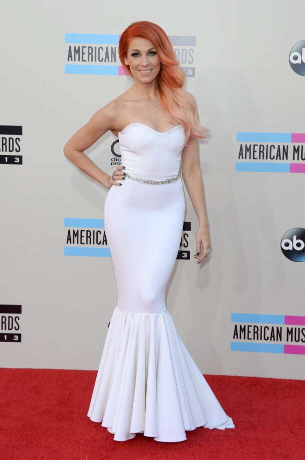 Singer/songwriter Bonnie McKee attends the 2013 American Music Awards at Nokia Theatre L.A. Live on November 24, 2013 in Los Angeles, California.  (Photo by Jason Merritt/Getty Images) Photo: Jason Merritt, Getty Images