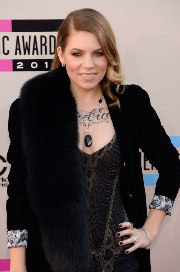 Singer Skylar Grey attends the 2013 American Music Awards at Nokia Theatre L.A. Live on November 24, 2013 in Los Angeles, California.  (Photo by Jason Merritt/Getty Images) Photo: Jason Merritt, Getty Images