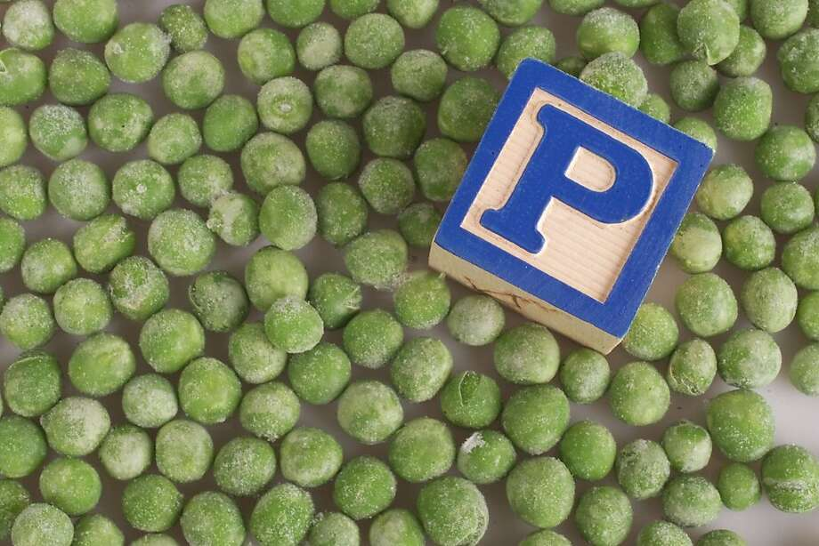 Frozen peas have more vitamins C and A than fresh peas that have been stored. Photo: Kendra Luck, SFC