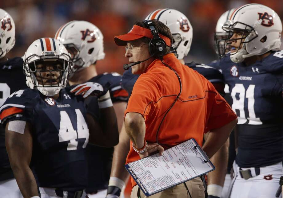 4. Auburn Photo: Dave Martin, Associated Press