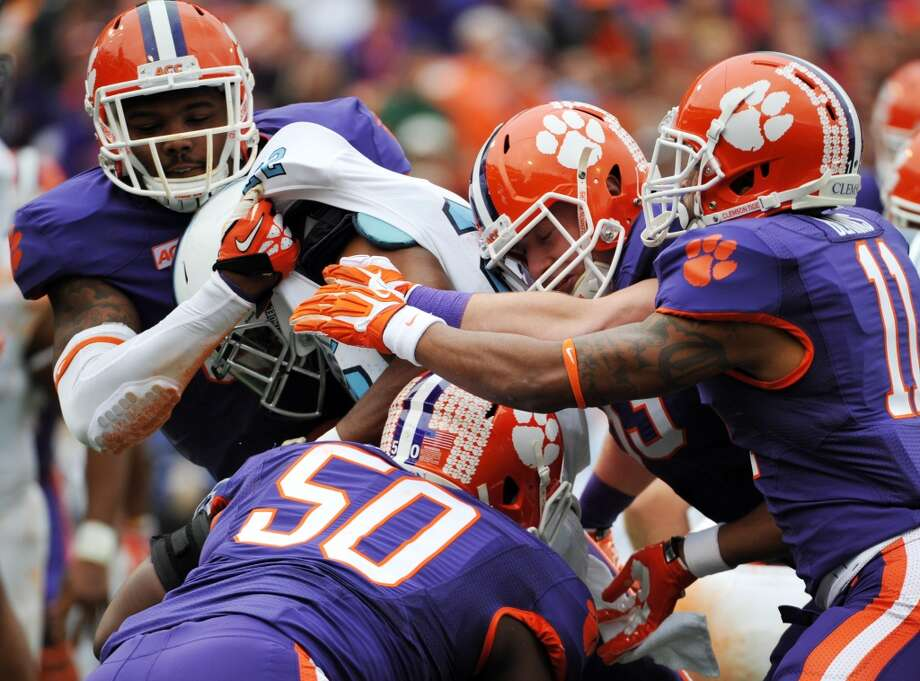 6. Clemson Photo: RAINIER EHRHARDT, Associated Press