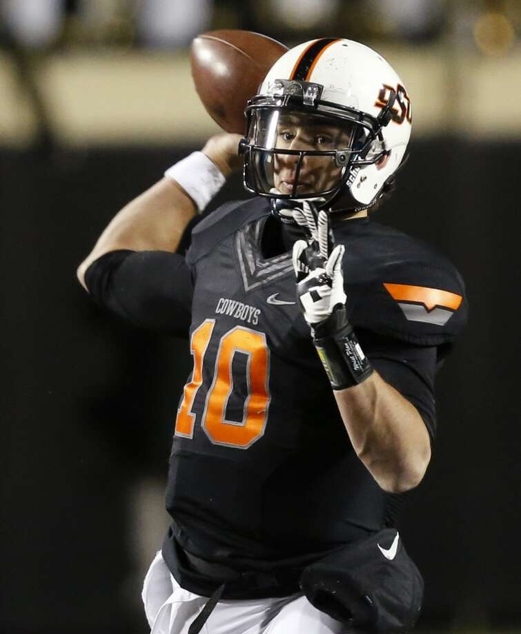 7. Oklahoma St. Photo: Sue Ogrocki, Associated Press