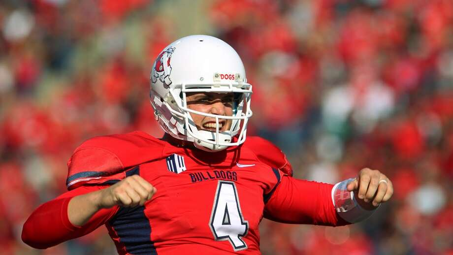 16. Fresno St. Photo: Gary Kazanjian, Associated Press