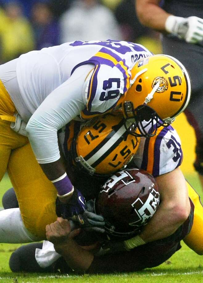 17. LSU Photo: Cody Duty, Houston Chronicle
