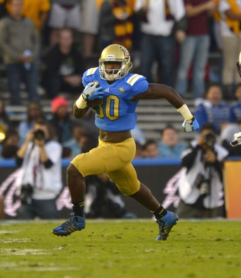 22. UCLA Photo: Mark J. Terrill, Associated Press