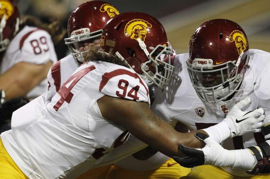 23. USC Photo: David Zalubowski, Associated Press