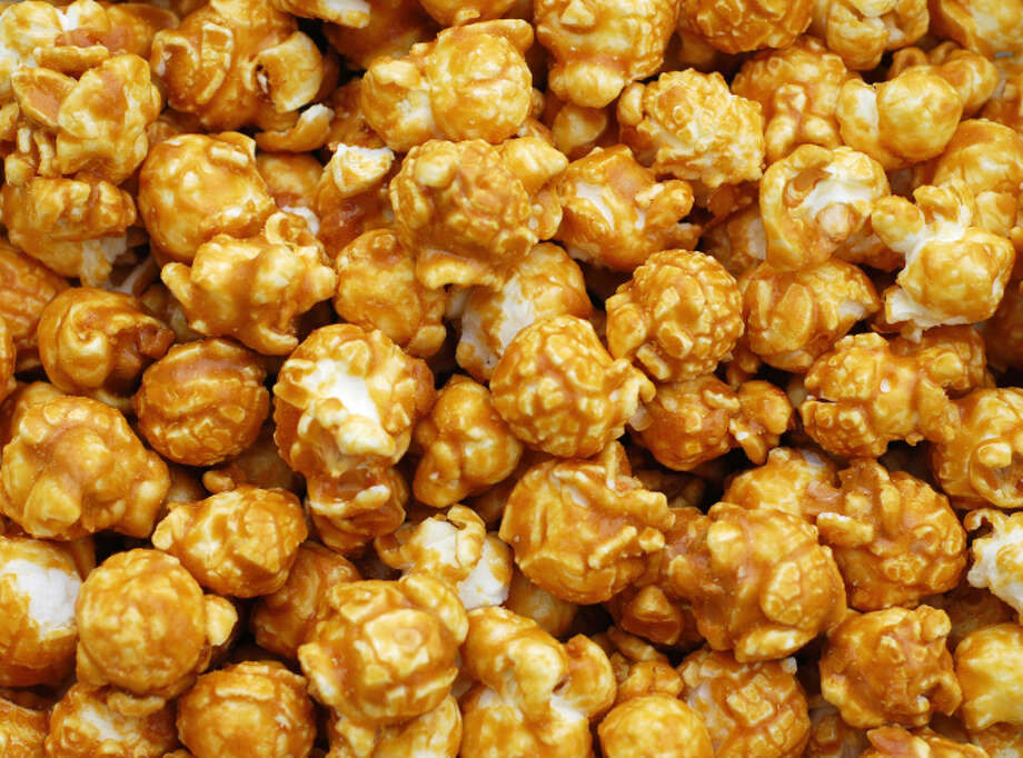 Get the locals-only 25-cent caramel corn at a certain candy store on Columbus. (We won't ruin the secret on this one.) Photo: Anthony Rosenberg, Getty Images / (c) AnthonyRosenberg