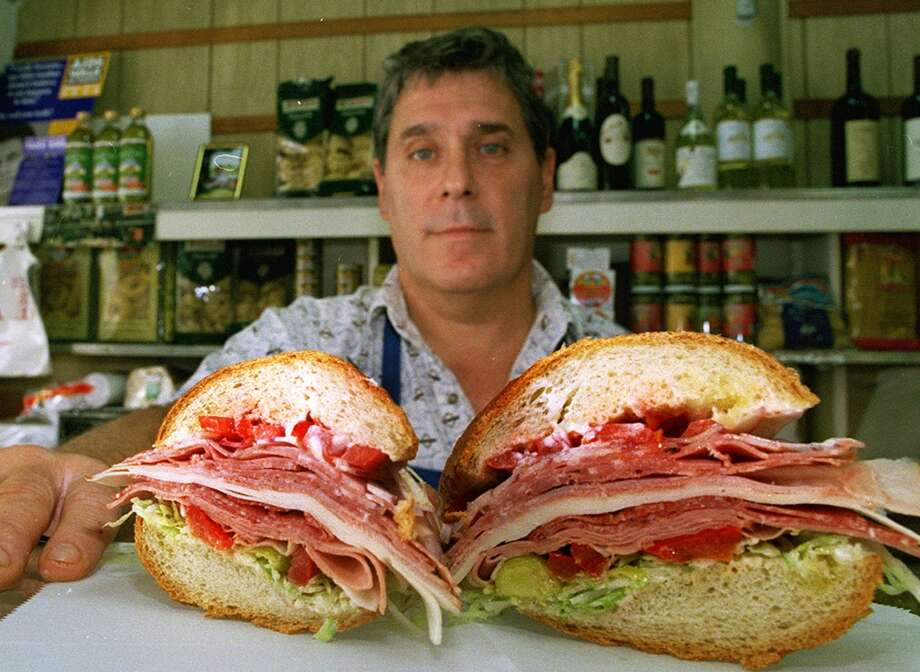 Grew up going to Panelli Brothers Deli on Stockton. (Suggested by Facebook user Stefanie Engle on the North Beach News Facebook page. Thanks to the North Beach News for posting our Facebook item and helping to spread the word. The Panelli Brothers Deli closed in 2002 after 82 years.) Photo: Jeff Chiu, The Chronicle
