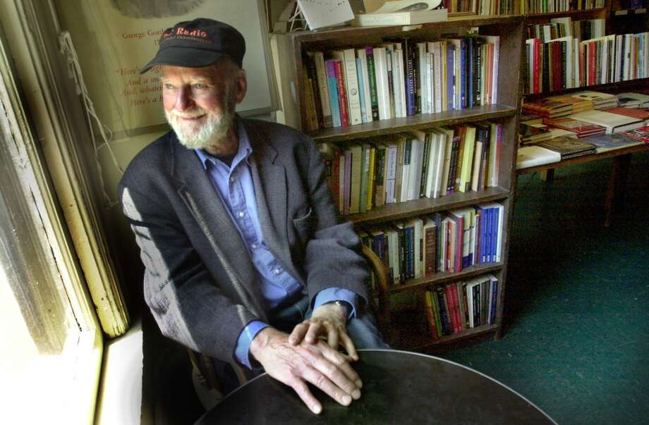 Have hung out in the Poetry Room at City Lights with Lawrence Ferlinghetti. Photo: Christina Koci Hernandez, The Chronicle