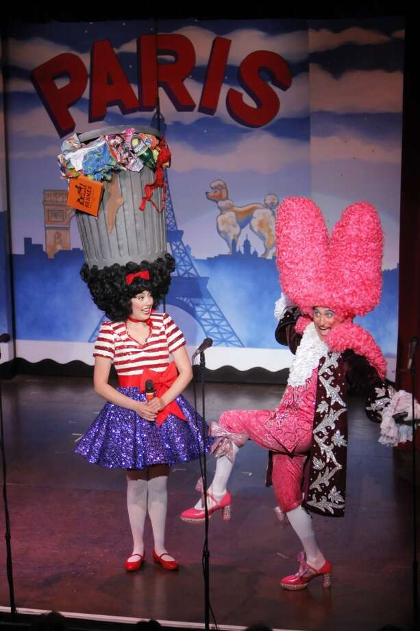 Have been to Beach Blanket Babylon (pictured) or saw a Cockettes midnight show at the Palace. Photo: Carlos Avila Gonzalez, The Chronicle