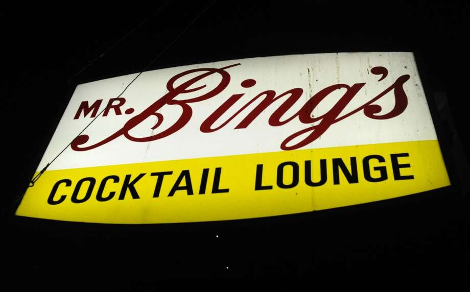Have ended a weeknight at Mr. Bing's that included a random conversation with a stranger. Photo: Yue Wu, The Chronicle