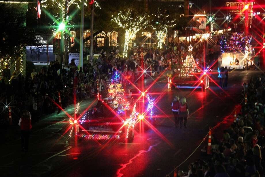 The Weihnachts Parade in Boerne is a popular Christmas tradition. Photo: Courtesy Photo, Boerne CVB