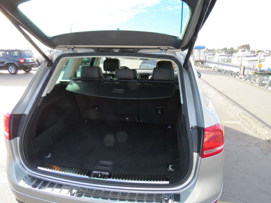 The Touareg shares its platform with not only the Audi version but also the Porsche Cayenne. All this leads to mention of others you should look at – some are considerably less expensive – while you're checking out the VW. Among them: BMW X5, Volvo XC90, Cadillac SRX, Acura MDX, Honda Pilot, Lexus GX460 and Toyota Highlander Hybrid.