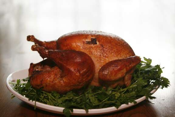 Chronicle Classic: Best Way Brined Air-Chilled Turkey