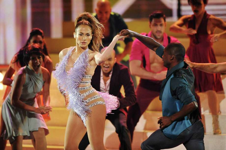 Jennifer Lopez performs at the American Music Awards at the Nokia Theatre L.A. Live on Sunday, Nov. 24, 2013, in Los Angeles. (Photo by John Shearer/Invision/AP) ORG XMIT: CACJ323 Photo: John Shearer, AP / Invision