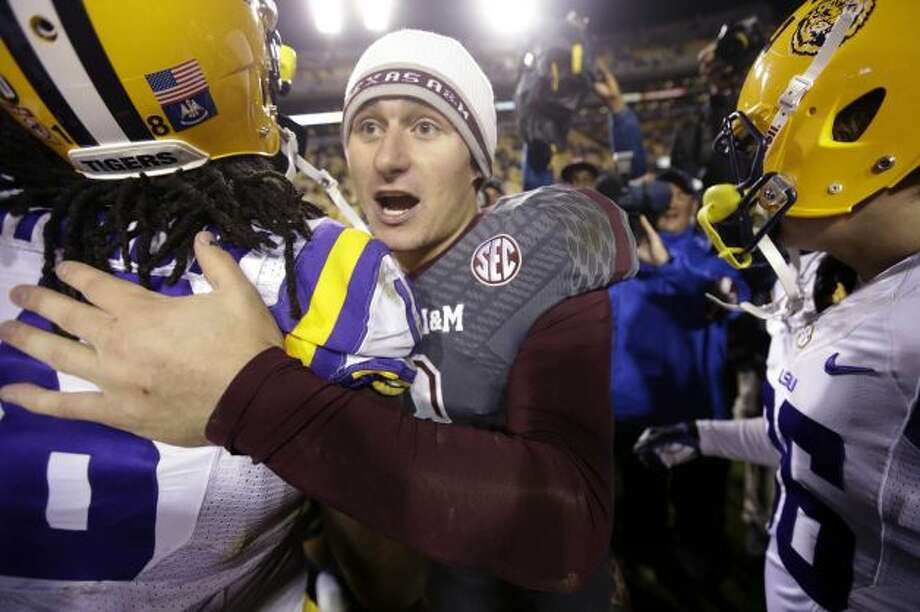 Manziel's first road loss with Aggies likely ends second run at Heisman.