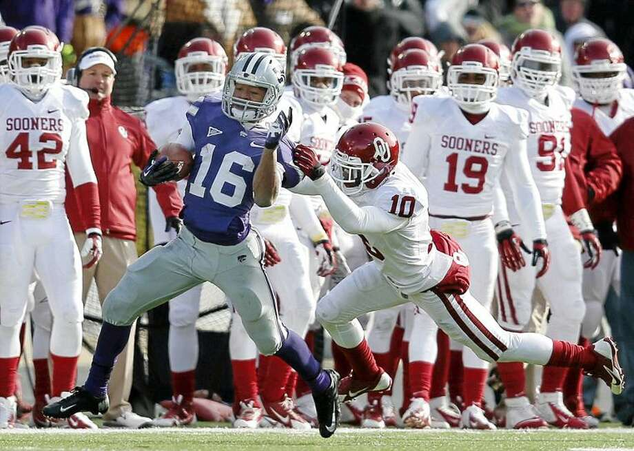 Tyler Lockett's sensation afternoon not enough for Kansas St. to KO OU.