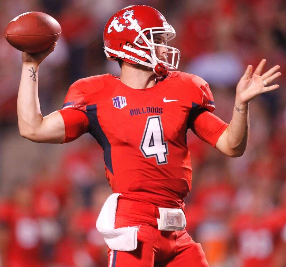 Derek Carr with another monster week in midst of monster season for over-rated Fresno St.