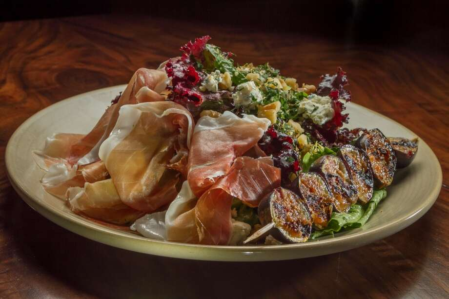 The grilled Mission Fig Salad at Fog City in San Francisco. Photo: John Storey, Special To The Chronicle