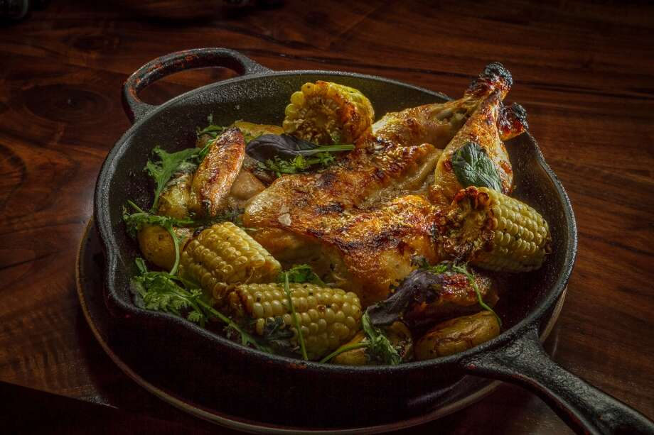 The Wood Oven Chicken at Fog City in San Francisco. Photo: John Storey, Special To The Chronicle