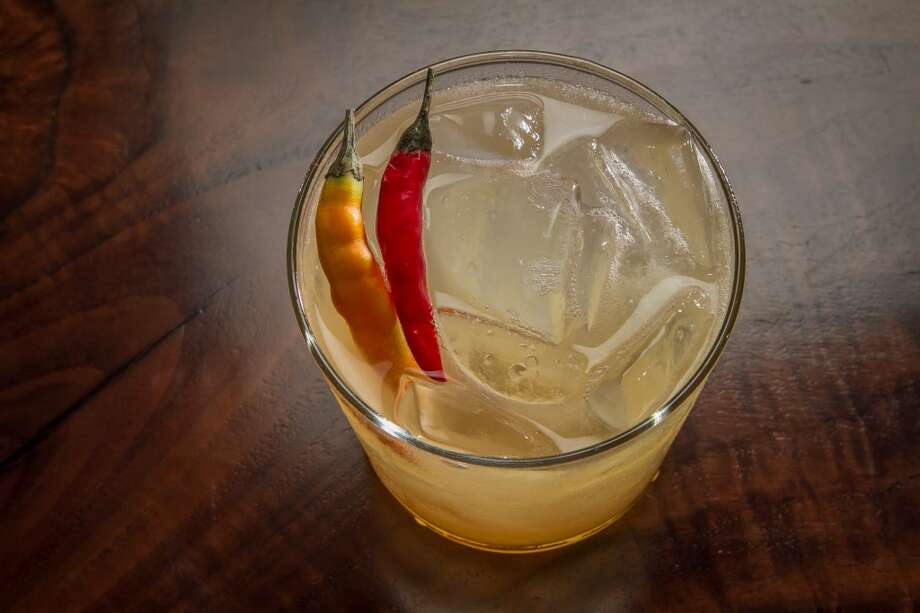 "The ""Paloma"" cocktail at Fog City in San Francisco. Photo: John Storey, Special To The Chronicle"