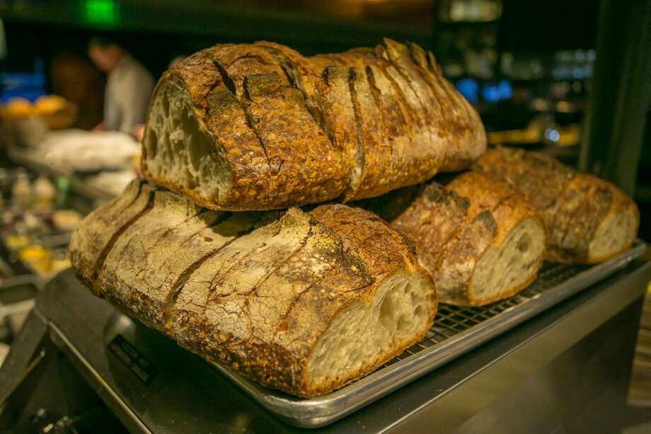 Bread waiting to be served at Fog City in San Francisco. Photo: John Storey, Special To The Chronicle