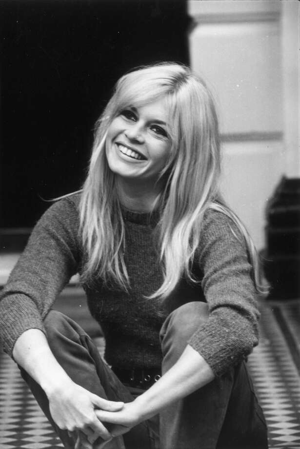 French actress and '60s sex symbol Brigitte Bardot has been inspiring hair stylists ever since. (Photo by Cattani/Getty Images) Photo: Cattani, Getty Images