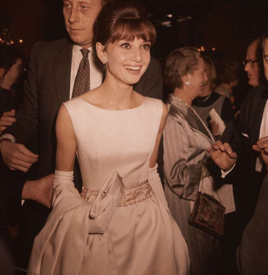 Belgian-born actress Audrey Hepburn became a style icon and film star despite her trend-defying slim silhouette. (Photo by Fox Photos/Getty Images) Photo: Fox Photos, Getty Images