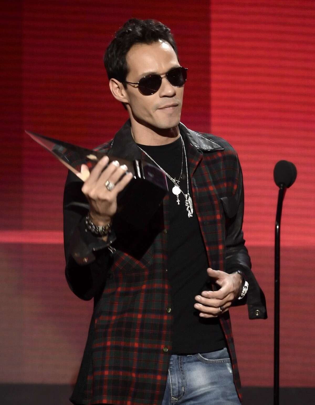 Singer Marc Anthony will perform at Foxwoods on Friday. Find out more.