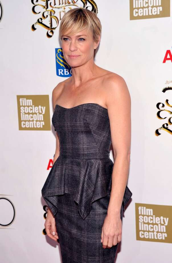 Robin Wright now. Photo: Stephen Lovekin/Getty Images