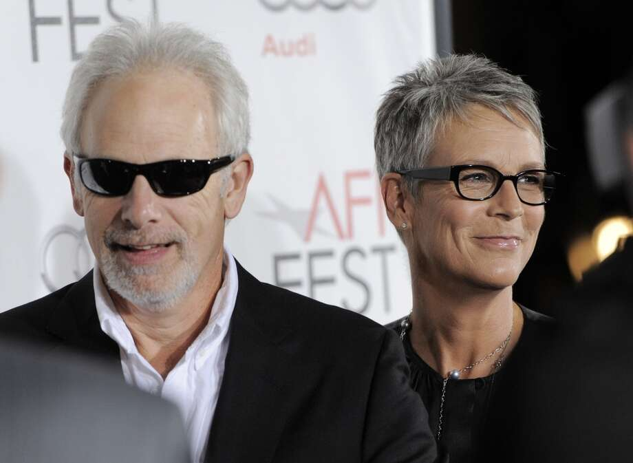 Christopher Guest (with wife Jamie Lee Curtis) in 2010. Photo: AP Photo/Chris Pizzello