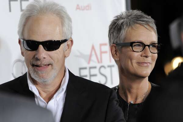 Christopher Guest (with wife Jamie Lee Curtis) in 2010.