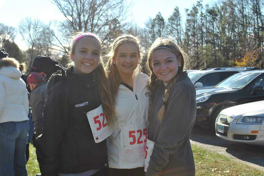 Were you SEEN at the tenth annual Turkey Trot in New Canaan on November 24? Photo: Lauren Stevens, Lauren Stevens/Hearst Media Group /  Copyright © Lauren A Stevens 2013