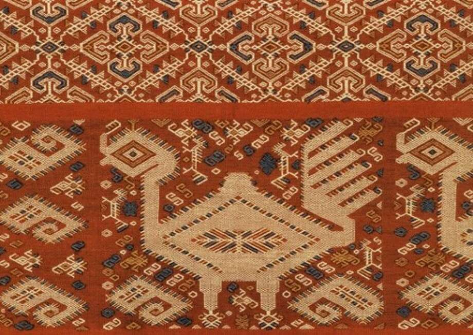 """Among the items included in the Art Tour hosted by the Asia Society Texas Center is """"Batik Mataram."""" Photo: Provided By Asia Society Texas Center"""
