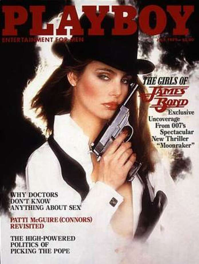 The Girls of James Bond issue. July 1979