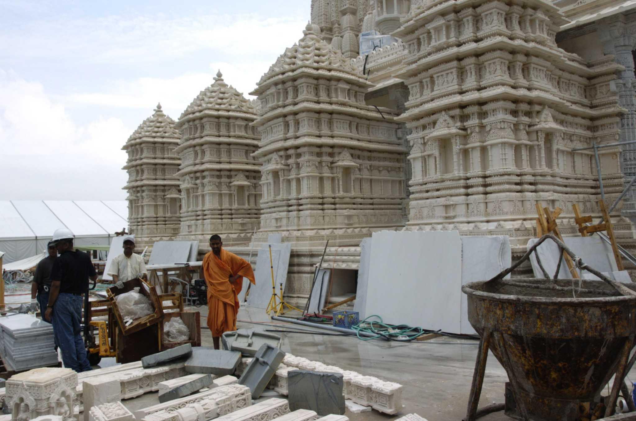 Hindu Community Plans New Temple In Katy Houston Chronicle