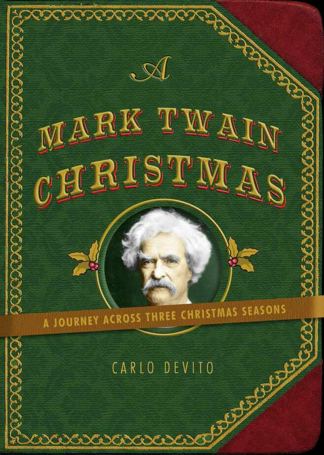 "Three key Connecticut holiday seasons in the life of Mark Twain and his family are the subject of ""A Mark Twain Christmas."" Photo: Contributed Photo / Connecticut Post Contributed"