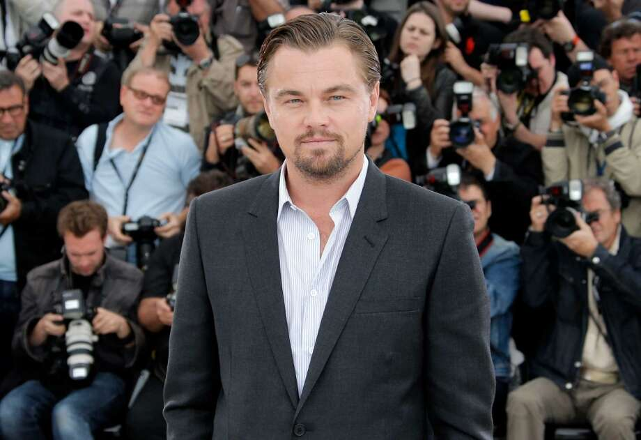 Leo stepped in front of the camera for the Honda Civic in Japan. Photo: Francois Mori/AP