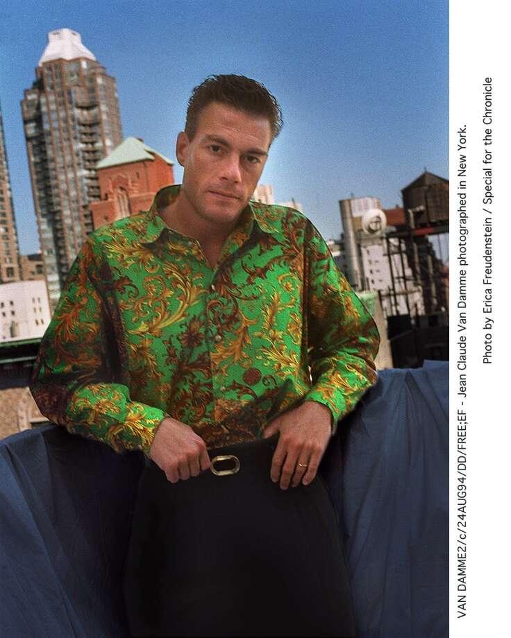 Jean-Claude Van Damme's Volvo commercial is pretty amazing.