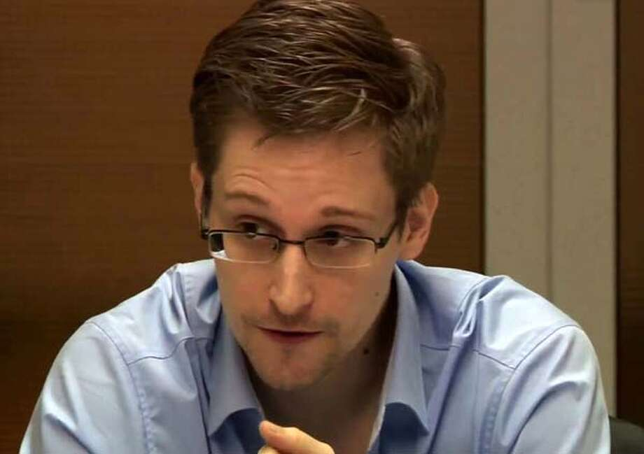 NSA whistleblower Edward Snowden Photo: Sunshinepress, Getty Images / 2013 Sunshine Press Productions