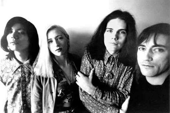Smashing Pumpkins: The hair-growing competition would not end well. (Caroline Records)